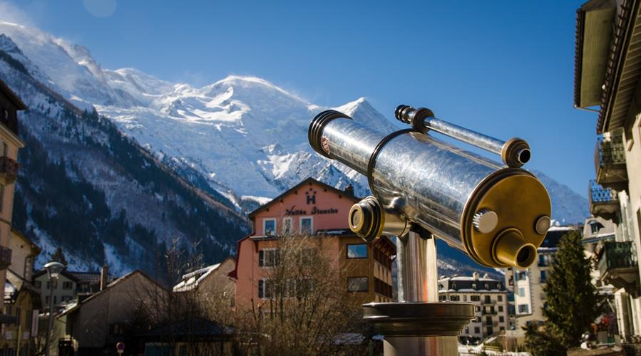 Chamonix Mont Blanc, the Highlight of the French Alps