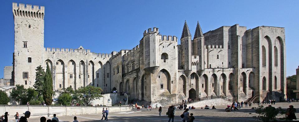 Cité des Papes en Avignon