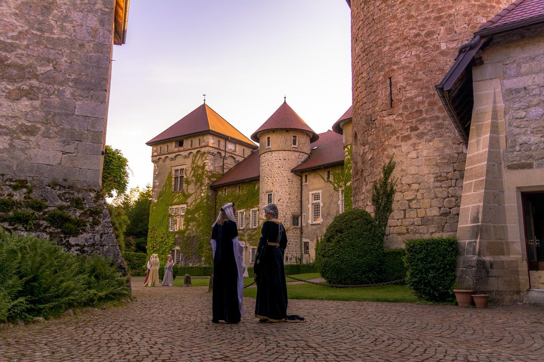 Thorens Castle